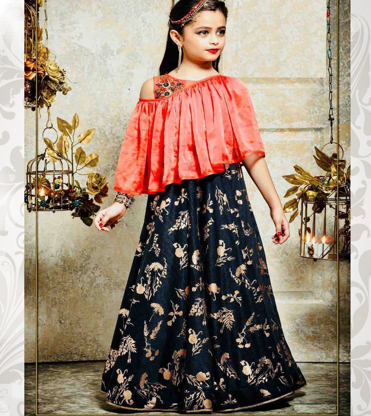 Pretty Designer Kids Wear Jodhpurigalax,Living Room Bedroom Home Furniture Design